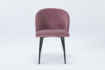 Duffy Pink Dining Side Chair