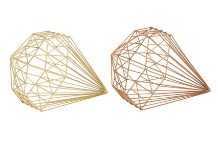 Wired Diamond Orbs