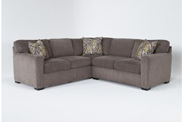 "Cypress II Down 2 Piece 93"" Sectional"