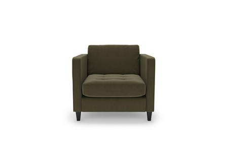 Magnolia Home Sinclair Luxe Moss Chair By Joanna Gaines - Main