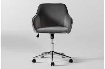 Robyn Grey Office Chair