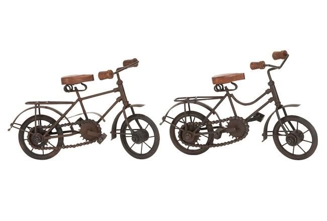 7 Inch Assorted Metal Bike Figures - 360