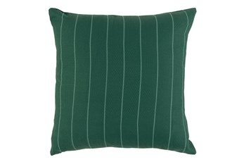 Outdoor Accent Pillow-Palm Pinstripe 22X22