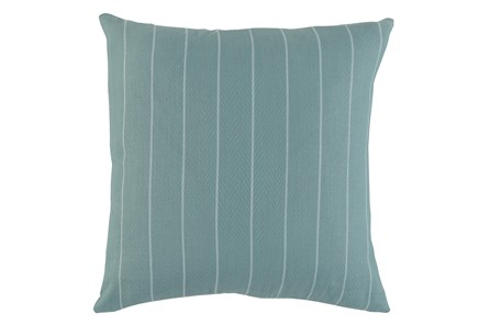 Outdoor Accent Pillow-Mineral Pinstripe 20X20 - Main