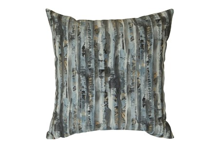 Outdoor Accent Pillow-Drifter Mineral 18X18 - Main