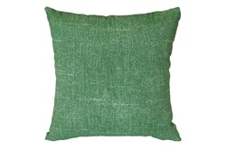 Outdoor Accent Pillow-Green Solid 18X18