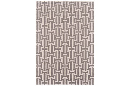 96X132 Rug-Hurley Cotton/Grey