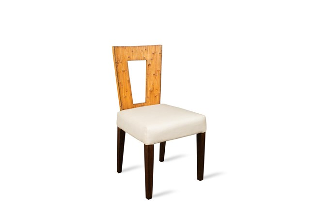 Bamboo Dining Chair  - 360