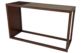 "Java Cafe 54"" Console Table"
