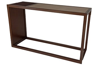 Java Cafe Console Table