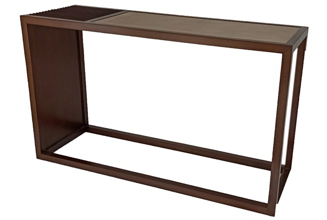 """Java Cafe 54"""" Console Table - 360"""