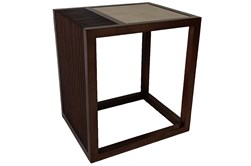 Java Cafe Accent Table