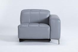 Alessa Sleet Right Arm Facing Power Reclining Chair With Power Headrest