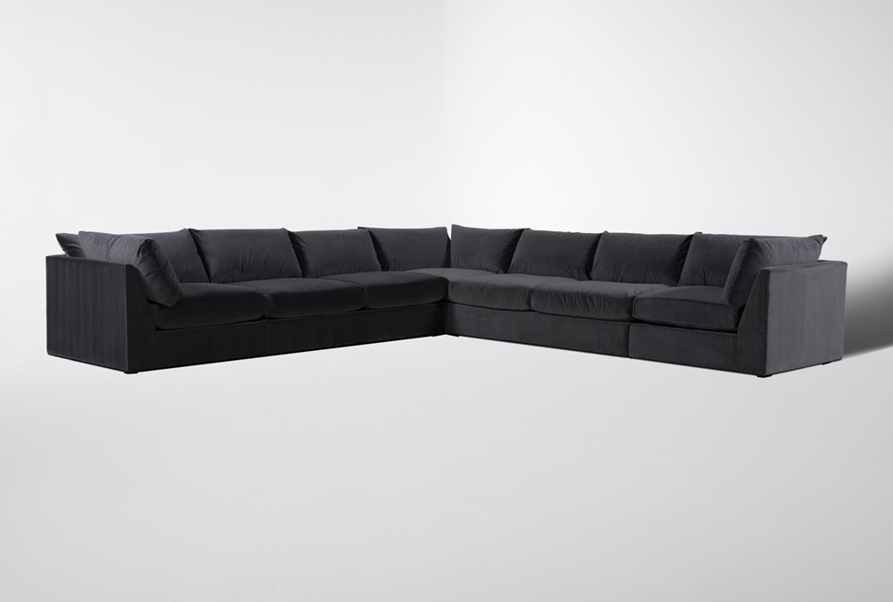 Marcel 5 Piece Sectional By Nate Berkus And Jeremiah Brent
