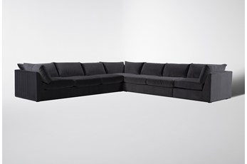 "Marcel 5 Piece 157"" Sectional By Nate Berkus And Jeremiah Brent"
