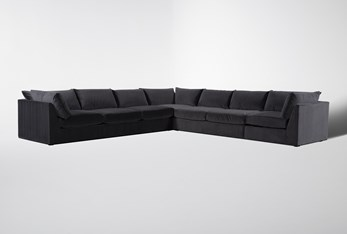 """Marcel 5 Piece 157"""" Sectional By Nate Berkus And Jeremiah Brent"""