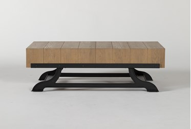 Magnolia Home Foundry Coffee Table By Joanna Gaines