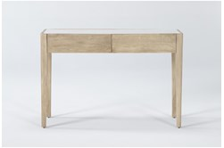 """Magnolia Home Pembrook Marble 16"""" Console Table By Joanna Gaines"""