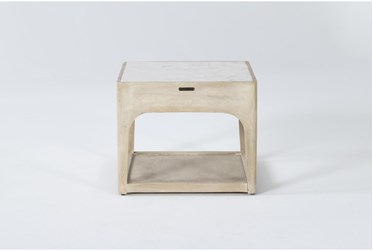 Magnolia Home Pembrook Marble Coffee Table By Joanna Gaines
