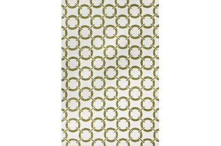 60X90 Rug-Links Green