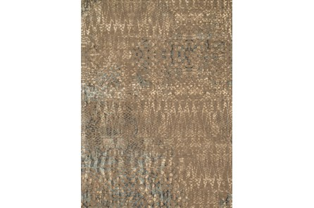 90X125 Rug-Traditional Taupe
