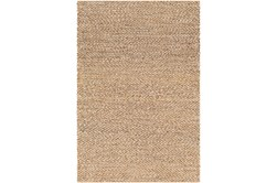 36X60 Rug-Contemporary Jute Natural