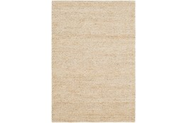 2'x3' Rug-Contemporary Jute Butter