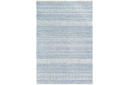 108X144 Rug-Global Inspired Denim/Cream