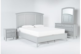 Greyson California King 4 Piece Bedroom Set