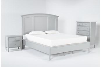 Greyson Eastern King 3 Piece Bedroom Set