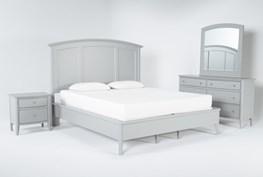 Greyson Eastern King 4 Piece Bedroom Set