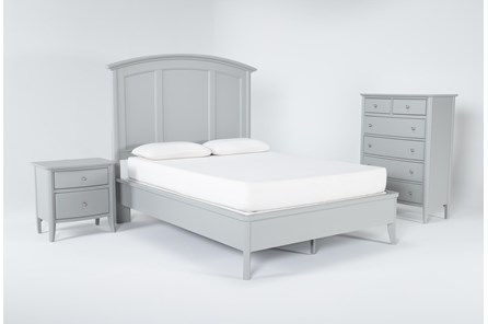 Greyson Queen 3 Piece Bedroom Set - Main