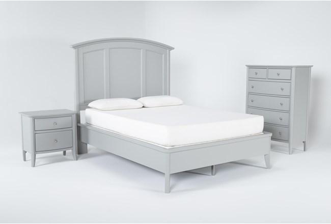 Greyson Queen 3 Piece Bedroom Set - 360