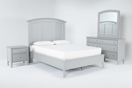 Greyson Queen 4 Piece Bedroom Set