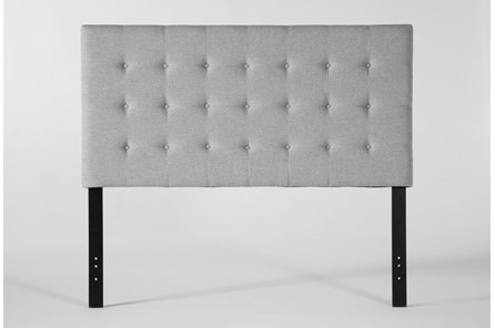 Baxton Queen Upholstered Headboard - Main