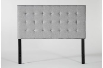 Baxton Eastern King Upholstered Headboard