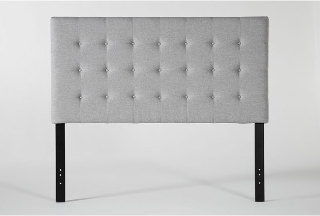 Baxton Eastern King Upholstered Headboard - 360