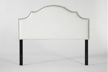 Brielle California King Upholstered Headboard