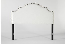 Brielle Eastern King Upholstered Headboard