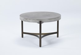 Stratus Small Round Coffee Table