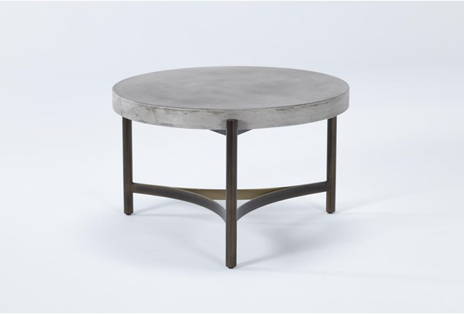 Stratus Small Round Coffee Table - 360