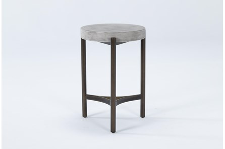 Stratus Small Round End Table - Main