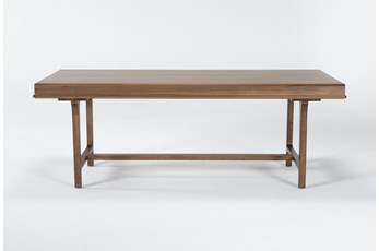 Magnolia Home Slide Walnut Dining Table By Joanna Gaines
