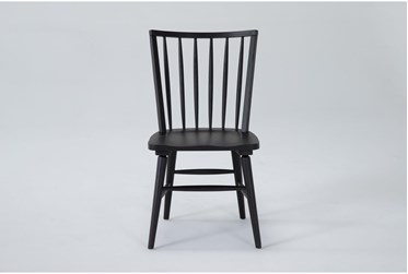 Magnolia Home Spindle Back Chimney Dining Side Chair By Joanna Gaines