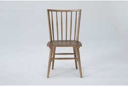 Magnolia Home Spindle Back Salvage Dining Side Chair By Joanna Gaines