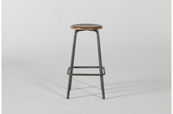 Magnolia Home Cafe Webster Bar Stool By Joanna Gaines