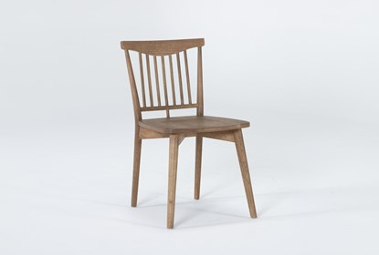 Magnolia Home Coffee Shop Low Back Dining Side Chair By Joanna Gaines - Side