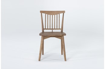 Magnolia Home Coffee Shop Low Back Dining Side Chair By Joanna Gaines