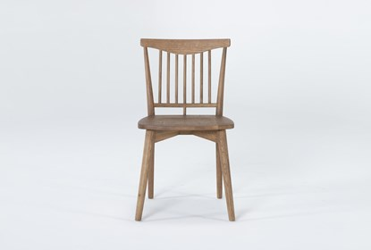 Magnolia Home Coffee Shop Low Back Dining Side Chair By Joanna Gaines - Signature