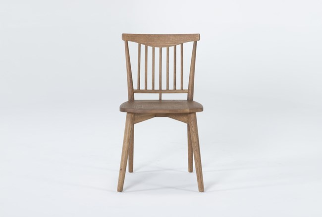 Magnolia Home Coffee Shop Low Back Dining Side Chair By Joanna Gaines - 360